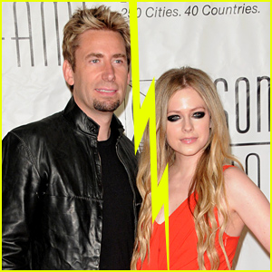 Avril Lavigne & Chad Kroeger Separate