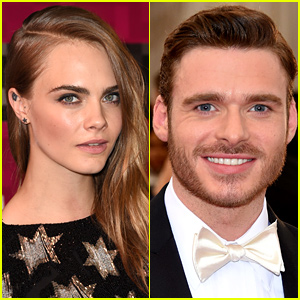 Cara Delevingne Responds to Richard Madden, Calls Him 'Desperate'