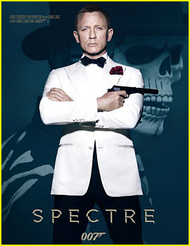 Daniel Craig Is Dressed to Kill on New 'Spectre' Poster!