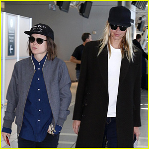 Ellen Page Talks Girlfriend Samantha Thomas: 'I'm in Love'