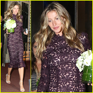 Gisele Bundchen Joins UNEP At Champions of the Earth Awards Ceremony!