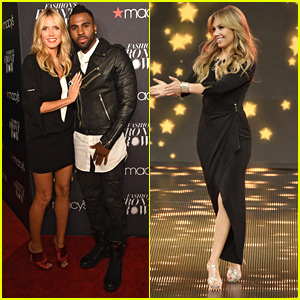 Jason Derulo Performs At Macy's Presents Fashion's Front Row With Thalia