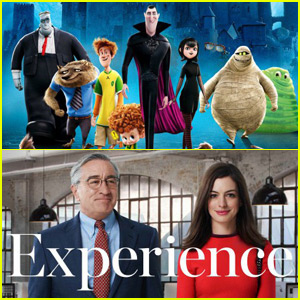 'Hotel Transylvania 2' Beats 'The Intern' at Weekend Box Office