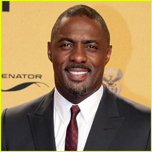 Idris Elba Looks So Hot in Latest Shirtless Photo!