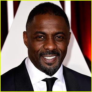 Idris Elba Responds to Bond Author's 'Too Street' Comments
