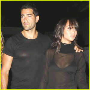 Cara Santana Bares All For A Midnight Swim With Jesse Metcalfe