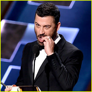 Jimmy Kimmel Ate the Emmys Winner Envelope! (Video)