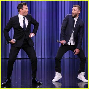 Justin Timberlake & Jimmy Fallon Perform the 'History of Rap 6' - Watch Now!