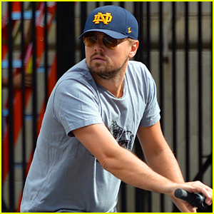 Leonardo DiCaprio Is No Longer Sporting His Big Bushy Beard!