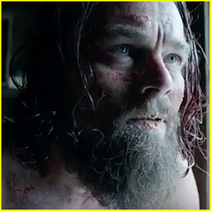 Leonardo DiCaprio Fights For Survival in 'The Revenant' Trailer - Watch Now!