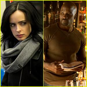 Netflix Releases Marvel's Jessica Jones First Look Images!