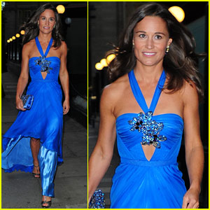 Pippa Middleton Has A Night Out At The Boodles Boxing Ball