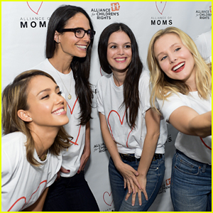 Rachel Bilson & Jessica Alba Team Up For Raising Baby!