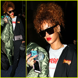 Rihanna's Rumored Love Interest Lewis Hamilton Speaks to Dating Rumors