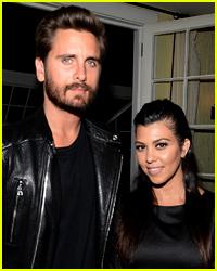 Kourtney Kardashian & Scott Disick Reportedly Reach Custody Agreement