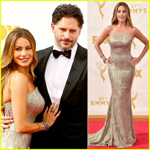 Sofia Vergara & Joe Manganiello Are the Hottest Couple at Emmys 2015!