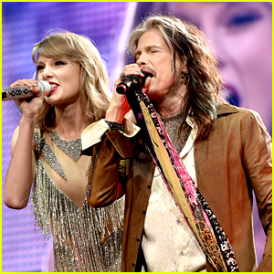 Taylor Swift Sings 'I Don't Want to Miss a Thing' with Steven Tyler in Nashville! (Video)