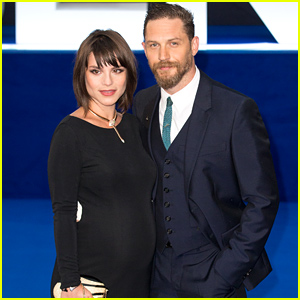 Tom Hardy's Wife Charlotte Riley Is Pregnant!