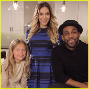 Allison Holker Opens Up About Her Pregnancy in 'Dancing With the Stars' Week Seven Blog!