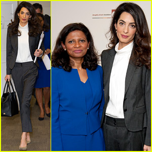 Amal Clooney Is Fighting For Action in Maldives After President Mohamed Nasheed Jailed for 13 Years