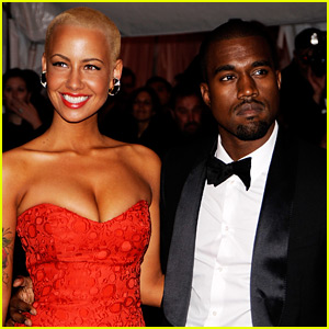 Amber Rose Forgives Kanye West for His 30 Showers Comment - Watch Now