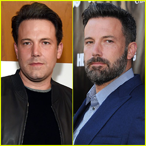 Ben Affleck Shaves Off His Scruffy Beard! (Photos)