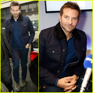 Bradley Cooper Talks His Cheesy Ideal Last Meal