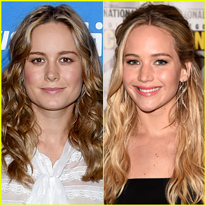 Brie Larson Replaces Jennifer Lawrence in 'The Glass Castle'