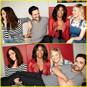 'Bring It On' Cast Reunites 15 Years Later for 'EW'