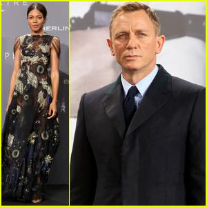 Daniel Craig Says Niall Horan Would Make a Great James Bond!