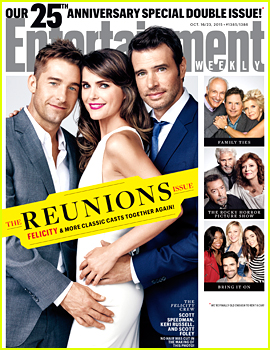 'Felicity' Cast Gets Back Together for EW's 'Reunions' Issue