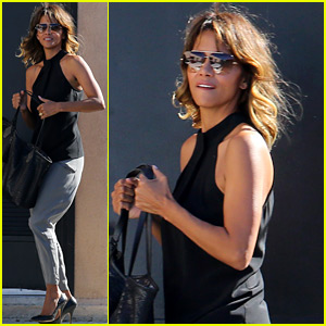 Halle Berry Photographed for First Time Since Filing for Divorce From Olivier Martinez