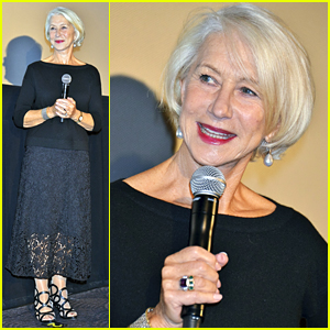 Helen Mirren Says We're Looking For Change In All The Wrong Places