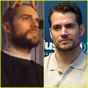 Henry Cavill Shaves His Head, Debuts First Look at 'Sand Castle' Character!