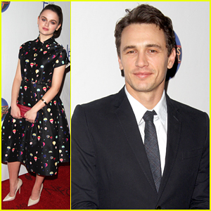 James Franco Brings 'The Sound & The Fury' To Beverly Hills with Joey King!