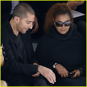 Janet Jackson & Husband Wissam Al Mana Make Rare Public Appearance