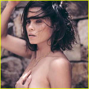Jenna Dewan Poses Topless for Channing Tatum's Photos!