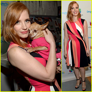 Jessica Chastain Reveals Who Inspired Her Most in Life