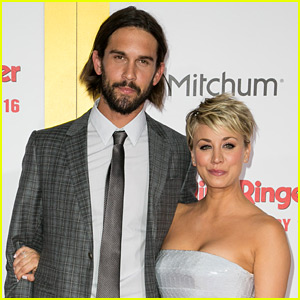 Kaley Cuoco's Estranged Husband Ryan Sweeting Wants Spousal Support