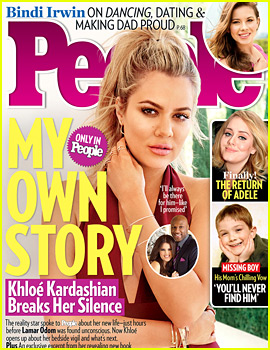 Khloe Kardashian Tells All About Her Relationship with Lamar Odom, His Current State, & More