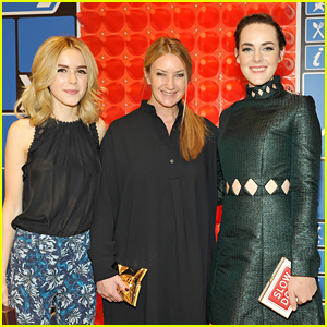 Jena Malone Hosts Anya Hindmarch New Collection Launch At Barneys New York