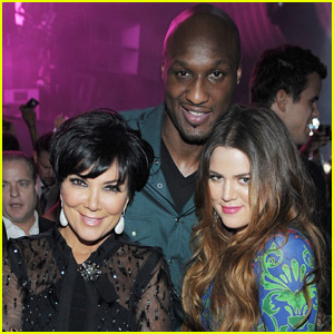 Kris Jenner Asks for Prayers for 'Our Fighter' Lamar Odom