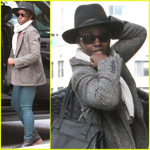 Lupita Nyong'o Celebrates Her First Week of 'Eclipsed' Previews!