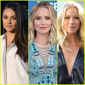 Mila Kunis, Kristen Bell, & Christina Applegate Starring in a Movie Together!