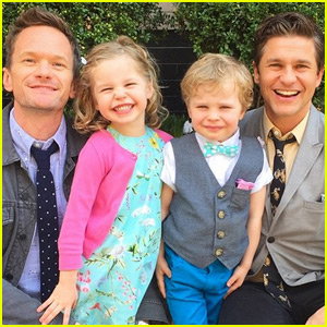 Neil Patrick Harris & Fam Share Their Annual Halloween Costume!