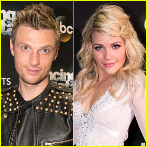 Nick Carter & Witney Carson Paso Doble During Switch-Up Week on 'DWTS'