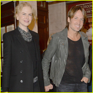 Keith Urban & Nicole Kidman Voted Best Dressed Couple in Hollywood