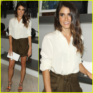Nikki Reed Gets Passionate About Sustainable Fashion & Launches New Purse Line