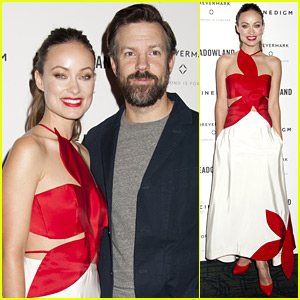Olivia Wilde Gets Jason Sudeikis' Support at 'Meadowland' Premiere