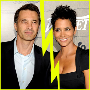 Olivier Martinez Files for Divorce from Halle Berry